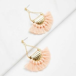 3/$35 Mini Tassel Drop Earrings